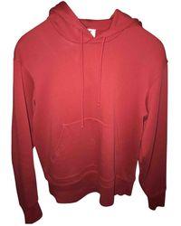 Acne Studios Sweatshirt - Rot