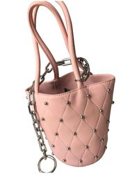 Alexander Wang - Roxy Leather Handbag - Lyst