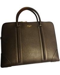 Givenchy Black Leather Bag