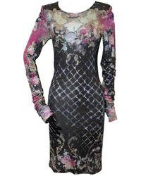 Balmain Mid-length Dress - Black