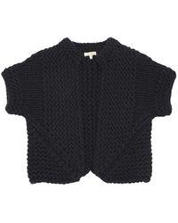 IRO Navy Wool Knitwear - Blue