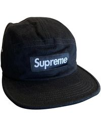 Supreme Cappello in Lana - Nero