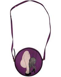 Olympia Le-Tan Handbag - Purple
