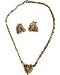 Balmain Jewelry Set - Metallic