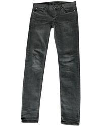 BLK DNM Gray Cotton - Elasthane Jeans