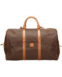 Céline - Pre-owned Cloth 48h Bag - Lyst