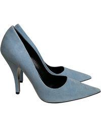 CALVIN KLEIN 205W39NYC Heels - Blue