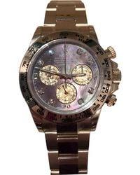 Rolex Daytona Yellow Gold Watch