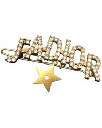 Dior J'a Hair Accessory - Metallic
