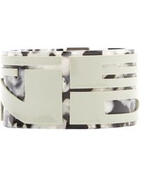 Fendi - Multicolour Plastic Bracelets - Lyst
