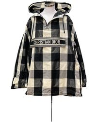 Dior Other Polyester Coats - Multicolor