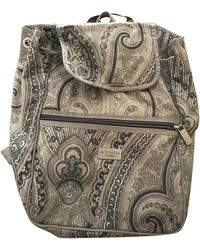 Etro Backpack - Gray