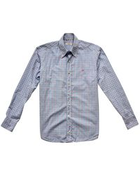 Burberry Shirt - Blue