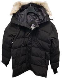 Canada Goose Chilliwack Wolle Mantel - Mehrfarbig