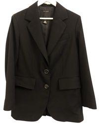 Marc Jacobs Wool Blazer - Black