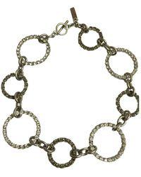Etro Necklace - Metallic