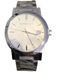 Burberry Watch - Multicolor