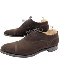 Church's - Pre-owned Leather Lace Ups - Lyst