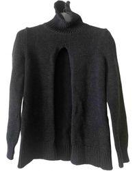 Louis Vuitton Wool Jumper - Black