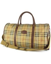 Burberry - Brown Cloth - Lyst