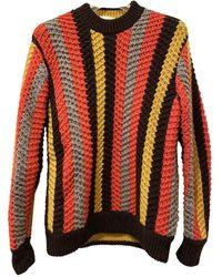 Ferragamo Cashmere Pull - Multicolor