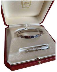 Cartier Love Weißgold Armbänder - Mehrfarbig