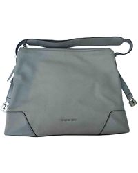 Michael Kors Leder Handtaschen - Grau