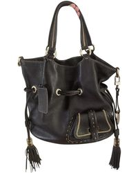 Lancel 1er Flirt Leder Handtaschen - Mehrfarbig