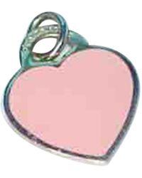 Tiffany & Co. Colgante en plata rosa Return to Tiffany