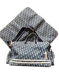 Dior Cloth Travel Bag - Multicolor