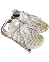 adidas Deerupt Runner Sneakers - Weiß