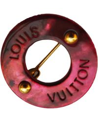 Louis Vuitton Spilla - Rosso