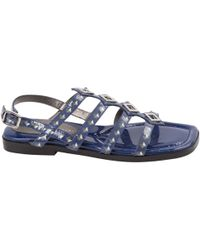 Marc By Marc Jacobs - Pre-owned Patent Leather Sandals - Lyst