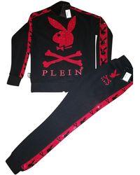 Philipp Plein Jersey - Negro