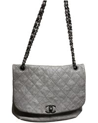 Chanel Timeless/classique Leather Bag - Multicolour