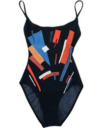 Chanel - One-piece Swimsuit - Lyst