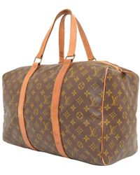 Louis Vuitton - Pre-owned Cloth 48h Bag - Lyst