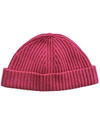 Zadig & Voltaire Cashmere Beanie - Pink