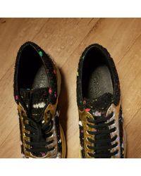 Chanel Tweed Sneakers - Mettallic