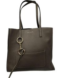 7b9d26470c Vestiaire Collective · Marc By Marc Jacobs - Pre-owned Brown Leather  Handbags - Lyst