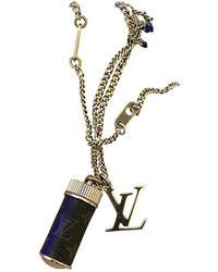 Louis Vuitton Monogram Schmuckstücke - Schwarz