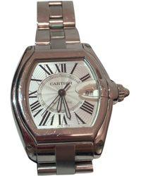 Cartier Roadster Watch - Metallic