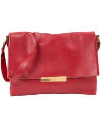 Céline - Blade Leather Handbag - Lyst