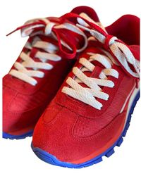 Marc Jacobs Sneakers - Red