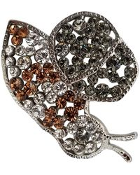 Sonia Rykiel Broche en metal - Multicolor