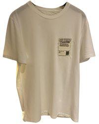 Maison Margiela T-shirts - Weiß