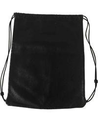 Lanvin Leather Backpack - Blue