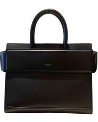 Givenchy Horizon Black Leather Handbag