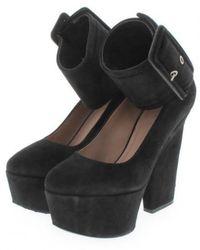 Celine Heels - Black