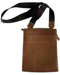 Ferragamo Leather Small Bag - Brown